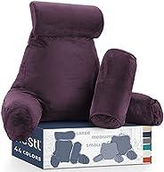 Nestl Reading Pillow - Shredded Memory Foam TV Pillow