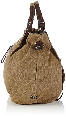 Sansibar  Kusi, shoppers femme Beige - Beige (khaki)