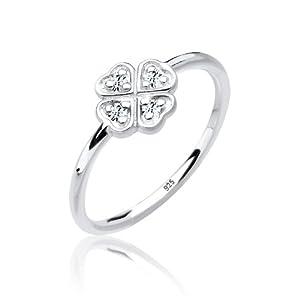 Elli Damen-Ring 925 Sterling Silber 0604780113