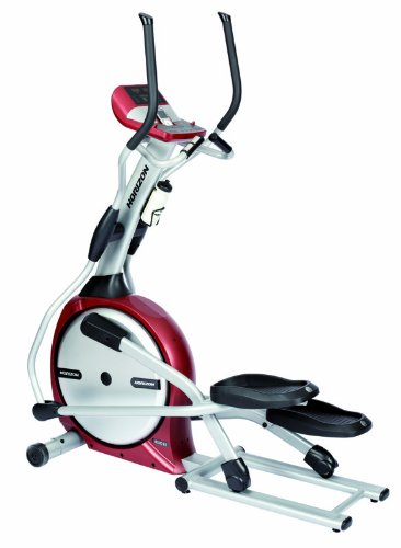 Horizon Fitness Elliptical Ergometer -Diamante Rojo E5-