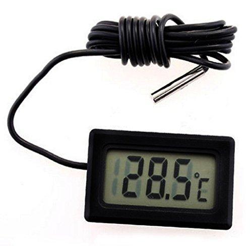 Kühlschrank-Thermometer, HARRYSTORE Thermometer Mini-Digital-Temperatursensor LCD Medizinischer Kühlschrank-thermometer