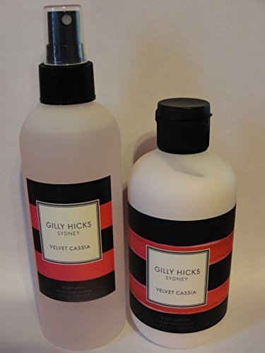 652720d97aa3 Gilly Hicks Velvet Cassia lotion and body mist by GILLY HICKS