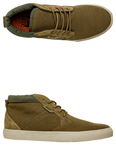 Reef  Outhaul,  Sneaker uomo Olive