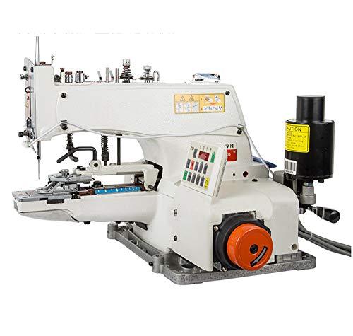 Computer Nähmaschine Industrienähmaschine Profi Overlockmaschine mit Stickfunktion und Overlock