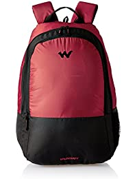 Wildcraft 21 Ltrs Red Laptop Backpack (AM LBP1)