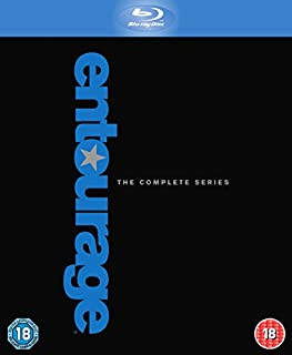 Entourage - Complete Season 1-8 [Blu-ray] [2012] [Region Free] (B008FNIAQA) | Amazon price tracker / tracking, Amazon price history charts, Amazon price watches, Amazon price drop alerts
