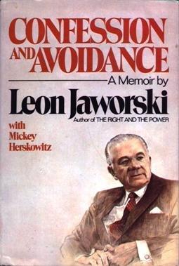 Confession and avoidance: A memoir