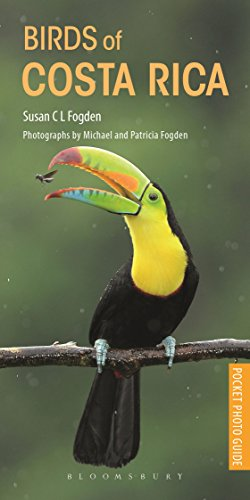costa rica wildlife a folding pocket guide to familiar species