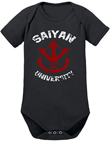 TLM Saiyan Symbol Babybody M (Kostüm Baby Gohan Son)