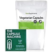 Your Supplements - Capsule Machine Tamaño
