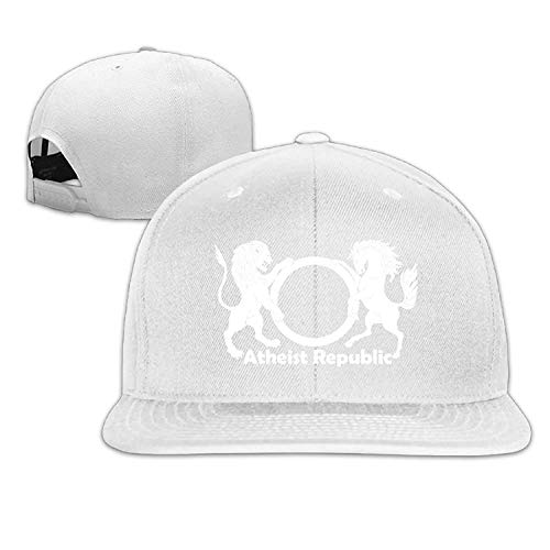 Qian Mu888 Adjustable Baseball Hat Snapbacks Hat Baseball Caps Trucker Hat - Atheist Republic Symbol