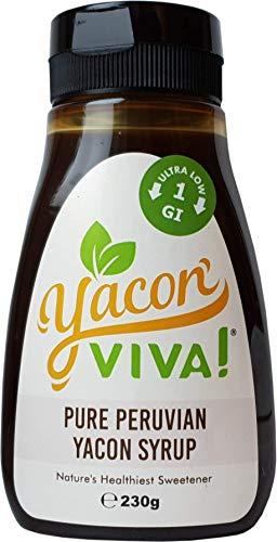 YaconViva! Original Yacon-Sirup aus Peru - 230g