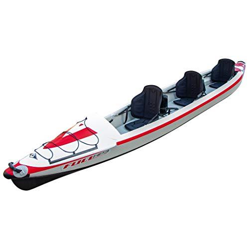 BIC Sport - Canoa Gonfiabile Yakkair Full HP 2 Two 101499
