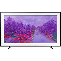 "Samsung UE49LS03NAUXZT The Frame TV-Bilderrahmen, 4 K UHD 49"", Schwarz"