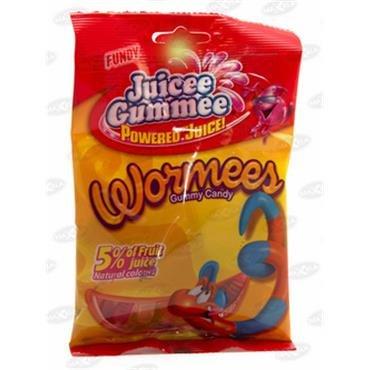 JUICEE GUMMEE WORMEES 3 pack