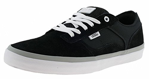 Vans Bedford Low Shoes poly black white