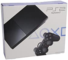 Sony Playstation 2 Console Slim - Black