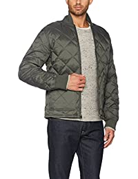 Dockers Men's Quilted Down Jacket