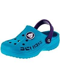2Surf 8 Farben Kinder Clogs Mädchen Jungen Badeschuhe Strandschuhe Schwimmbad Gartenschuhe