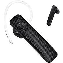 Original Samsung negocios Mono Bluetooth Headset para Samsung Galaxy S7G930°F/S7Edge G935°F color negro Bluetooth 3.0multipunto apoyo