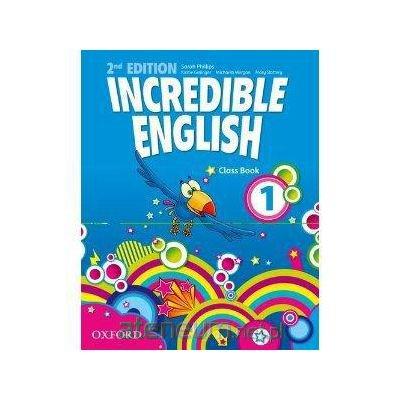 Incredible English 2E 1 CB [KSIĄŻKA]