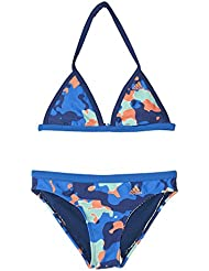 adidas BY Bikini, Niña, Azul (Azumis / Azul / Narbri / Versen), 128