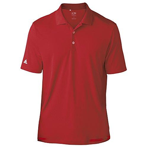 Adidas Teamwear - Polo a Manica Corta - Uomo Rosso