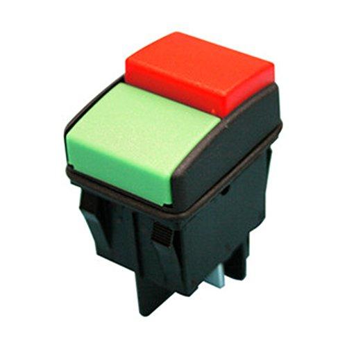 Electro dh 11.414.I/NRV - Módulo empotrable con dos interruptores unipolares a pulsador