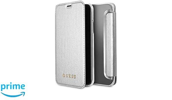 Guess Funda Flip Cover iPhone X: Amazon.co.uk: Electronics