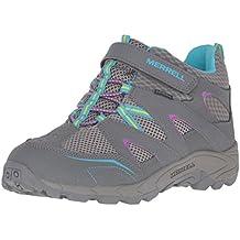 Merrell Hilltop Mid Quick-close - Zapatos de High Rise Senderismo Niñas