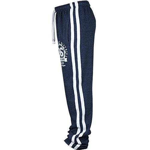 little finger -  Pantaloni sportivi  - Uomo Blue XXXL