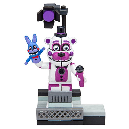 McFarlane Toys Five Nights At Freddy's Spotlight Stage Right Construction Building Kit