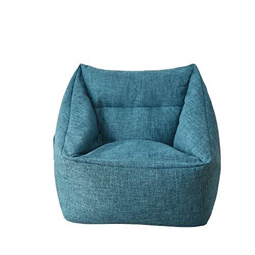 Sillones Memory Foam Muebles Bean Bag sofá de la silla con ...