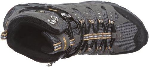 Meindl Respond Mid GTX 600069, Chaussures de randonnée homme Gris (Gris-TR-A-4-272)