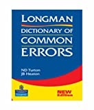 Longman Dictionary of Common Errors, 1e