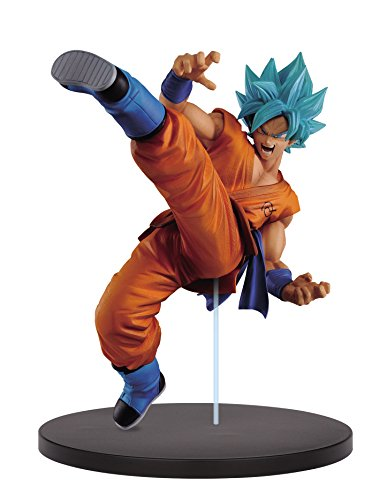 Dragon Ball Super Son Goku Super Saiyan Blue God FES