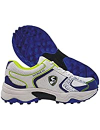 Sg Scorer 2.0 Cricket Shoes White/Royal Blue