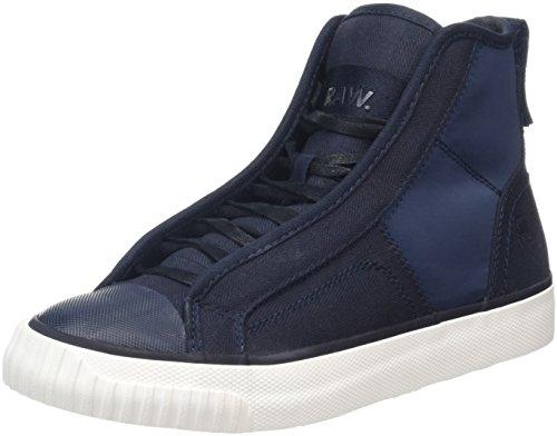 G-star scuba, scarpe da ginnastica alte donna, blu (imperial blue 1305), 37 eu