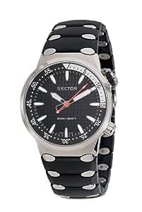 Sector - R2621177055 - Montre Homme - Analogique - Automatique - Bracelet Caoutchouc