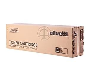 Olivetti D-Copia 4500 MF (B0987) - original - Toner black - 35.000 Pages