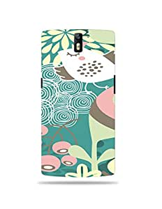alDivo Premium Quality Printed Mobile Back Cover For One Plus One / One Plus One Printed Mobile Case / Back Cover (XT-037P)