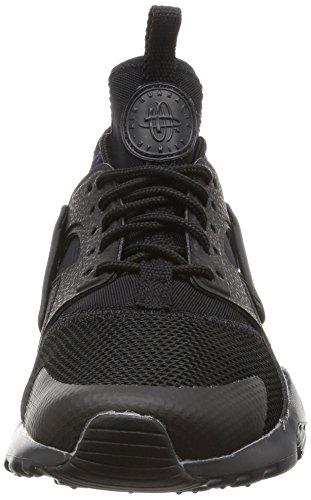 Nike Unisex-Kinder Air Huarache Run Ultra Gs Laufschuhe Schwarz