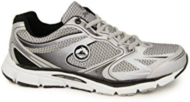 Jhayber Raliso Runing Gris   Zapatos de moda en línea Obtenga el mejor descuento de venta caliente-Descuento más grande