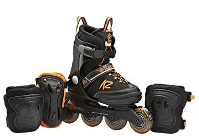 K2 Jungen Inline Skate Raider Pro Pack
