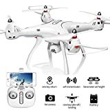 CrazyBuy Syma X8Pro FPV RC Quadcopter with 720P Camera Live Video 2.4GHz 6-Axis