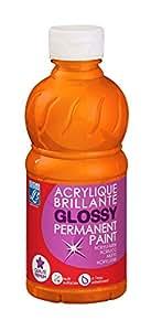 Lefranc Bourgeois acrylique glossy 250ml orange