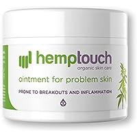 Eczema crema – 200-250 mg CBD – Pomata all'olio di