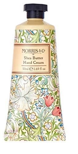 Morris & Co Golden Lily 50ml Hand Cream (Shea-butter Und Grünem Tee)