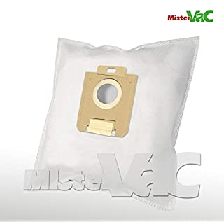 10x Staubsaugerbeutel geeignet AEG-Electrolux Ergo Classic Allfloor AP 4041