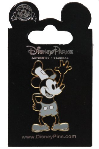 Disney Pin #24132: Steamboat Willie 2003 by Disney -